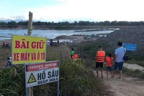 Nghệ An: Đi tắm sông, cụ ông 93 tuổi chết đuối thương tâm