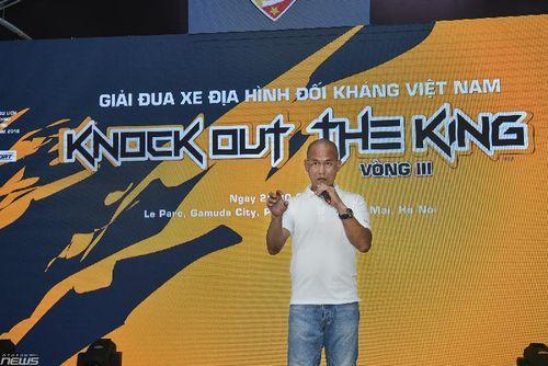 Chân dung 'Ông Vua' mới Knock-Out the King vòng thứ 3