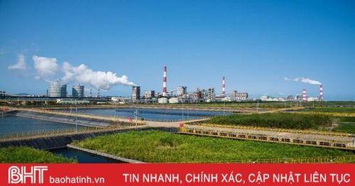 Nước thải và khí thải của Formosa Hà Tĩnh được kiểm soát 24/24 bằng hệ thống quan trắc tự động