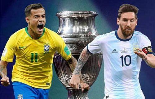 Brazil - Argentina: Chủ nhà thắng thế!
