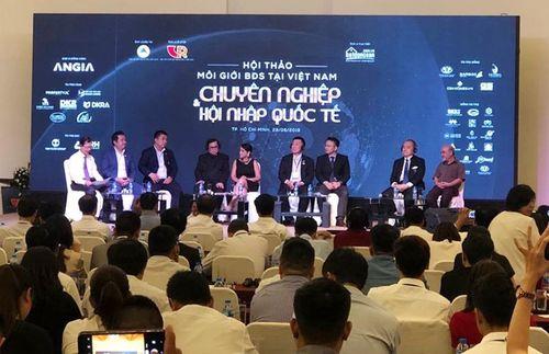 Ngày hội Môi giới bất động sản Việt Nam 2019: Hướng tới một thị trường BĐS bền vững