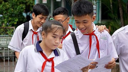 TPHCM: Điều chỉnh điểm chuẩn tuyển sinh lớp 10 đối với Trường THPT Nguyễn Hiền