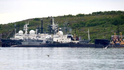 Hỏa hoạn trên tàu ngầm nghiên cứu: 'Tổn thất lớn' cho Hải quân Nga