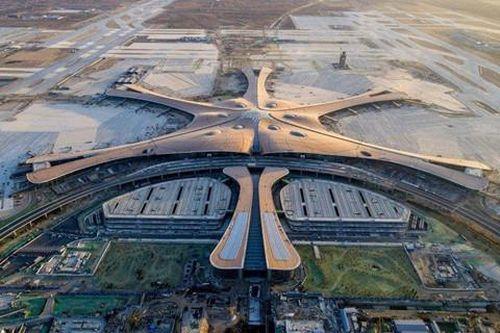 Cận cảnh sân bay trị giá 12 tỷ USD sắp mở cửa ở Trung Quốc