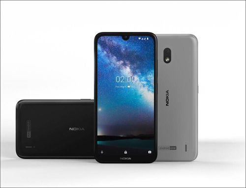 Nokia 2.2 ra mắt, màn hình giọt nước, camera chụp đêm, giá bán 2,29 triệu đồng