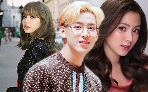 Top 10 nghệ sĩ Thái Lan có lượt theo dõi trên Instagram tăng nhiều nhất tháng 6/2019: Lisa lại dẫn đầu, số 2 cũng là mỹ nhân