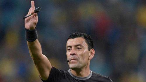 Quá khứ tai tiếng của trọng tài bắt trận chung kết Copa America