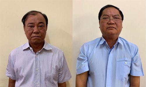 Bắt nguyên Tổng giám đốc Tổng Công ty Nông nghiệp Sài Gòn