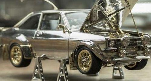 Choáng với mức giá hơn 8 tỉ đồng cho chiếc xe đua mô hình