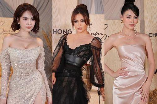 Ngọc Trinh, Phương Khánh, Mâu Thủy đọ thân hình sexy trong show thời trang