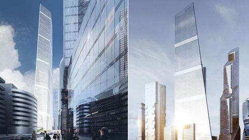 Nga khởi công xây tòa nhà chọc trời tại Moskva