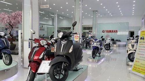 Giá xe máy Yamaha tháng 7/2019 mới nhất từ các đại lý