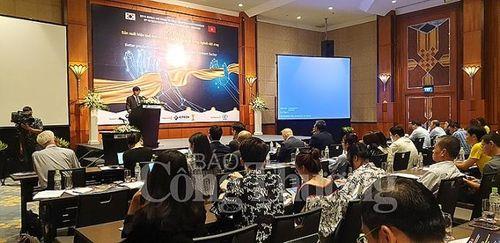 Hàn Quốc hỗ trợ dệt may Việt Nam tiếp cận công nghệ 4.0