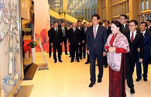 Hợp tác Quốc hội: Kênh quan trọng tăng cường tin cậy chính trị Việt - Trung
