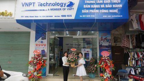 VNPT Technology khai trương showroom giới thiệu sản phẩm công nghệ
