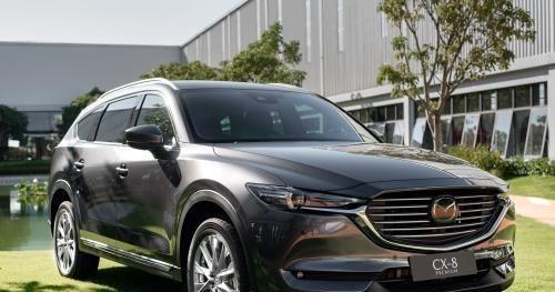Mazda CX-8 vừa ra mắt mang ứng dụng tiện ích nào cho người sử dụng?