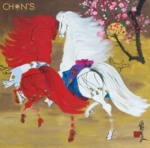 Trưng bày tác phẩm mới, độc đáo của họa sĩ Lê Trí Dũng, Văn Chiến