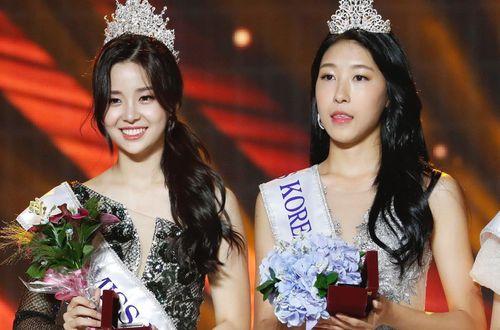 Nữ sinh 20 tuổi đăng quang Hoa hậu Hàn Quốc 2019