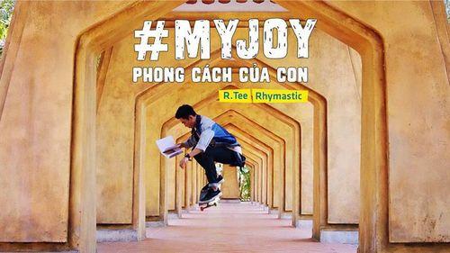 Điều gì giúp #MyJoy vào top 6 BXH #zingchart tuần 27?