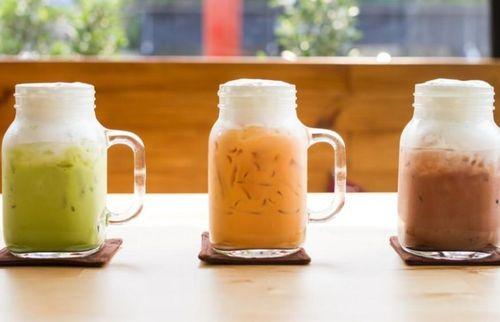 Thái Lan khuyến cáo về lượng đường trong trà sữa