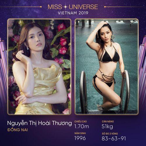 Lộ diện những thí sinh đầu tiên tại Hoa hậu Hoàn vũ Việt Nam 2019
