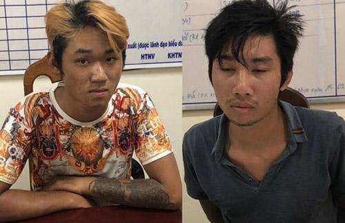 Lâm Đồng: Bắt 2 đối tượng gây ra hơn 20 vụ cướp