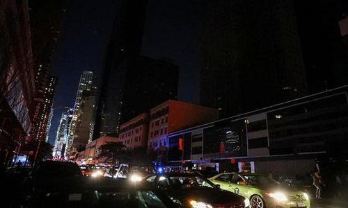 Cảnh tượng kinh ngạc ở New York khiến ai cũng ngỡ ngàng