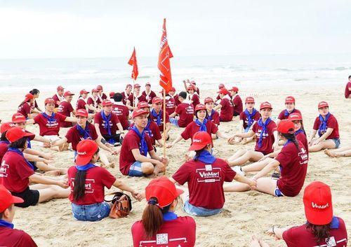 Cùng Đất Việt Tour xây dựng văn hóa doanh nghiệp với team building
