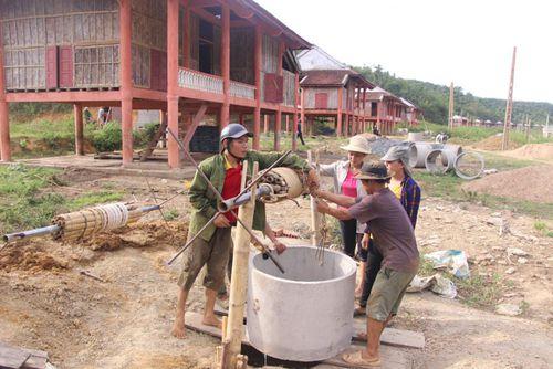 20 hộ dân Đan Lai chuẩn bị 'rời khe' đến khu tái định cư Kẻ Tắt