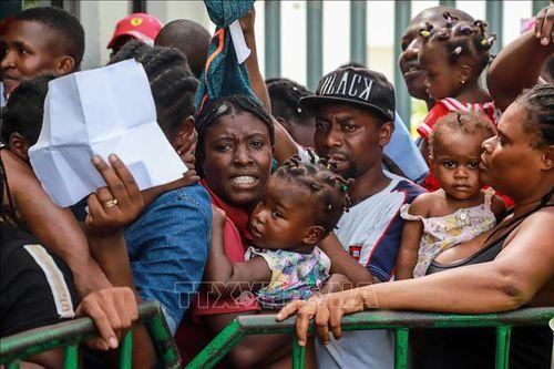 EU vẫn chia rẽ về 'cơ chế thống nhất' trong việc tiếp nhận người di cư