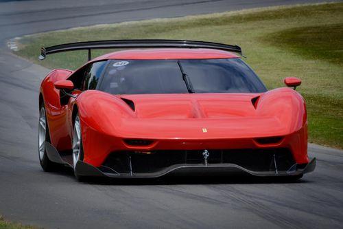 Không phải ai cũng có thể mua được dòng xe đặc biệt của Ferrari