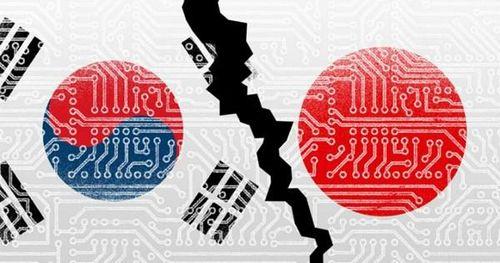 Căng thẳng Nhật - Hàn: Tác động khó lường đến thị trường công nghệ