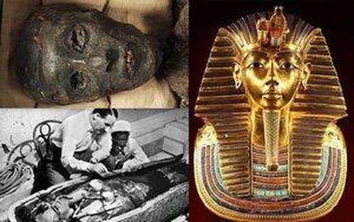 Lần đầu phục dựng quan tài vàng 3.000 tuổi của pharaoh nổi tiếng nhất Ai Cập thời cổ đại