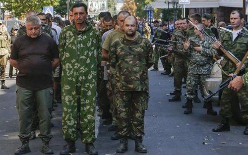 Ukraine và Nga nhất trí về thỏa thuận trao đổi tù nhân
