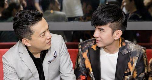 Đan Trường và Lam Trường đọ tuổi già cùng nhau khi gặp lại