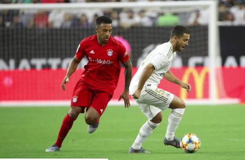Eden Hazard ra mắt, Real thua thảm trước Bayern