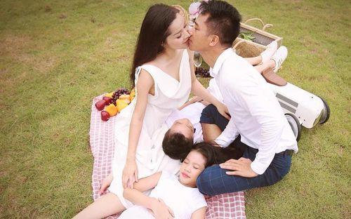 Minh Hương 'Nhật ký Vàng Anh' hạnh phúc kỷ niệm 9 năm ngày cưới