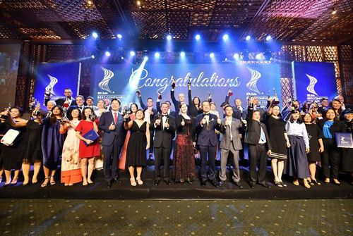 Nơi làm việc tốt nhất châu Á 2019 gọi tên doanh nghiệp nào