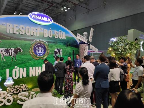 Gần 100 doanh nghiệp tham gia Vietnam PFA 2019