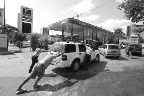 Thực tại ảm đạm ở thành phố Venezuela từng 'sống kiểu Mỹ'