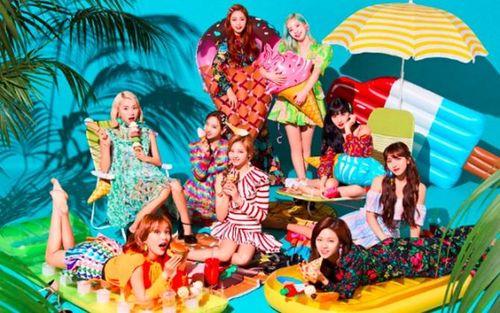 Sau 1 tuần phát hành chính thức single tiếng Nhật thứ tư 'Happy Happy' của TWICE đã cán mốc bạch kim