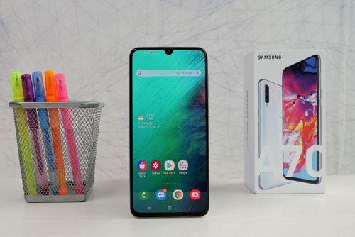 5 mẫu điện thoại Samsung giảm giá mở đường cho Note 10