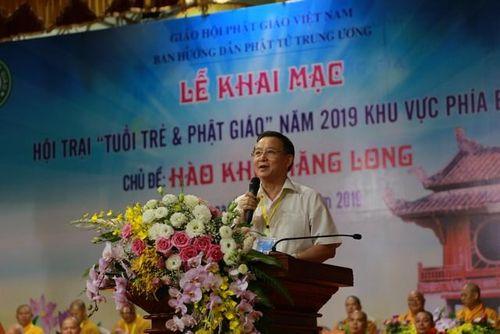 Hơn 2.000 bạn trẻ tham gia Hội trại 'Tuổi trẻ và Phật giáo' năm 2019 khu vực phía Bắc