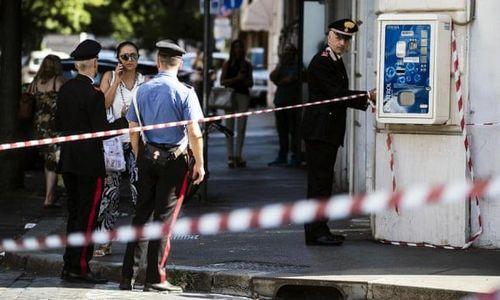 Sinh viên Mỹ bị bắt trong vụ đâm chết cảnh sát gây chấn động Italy