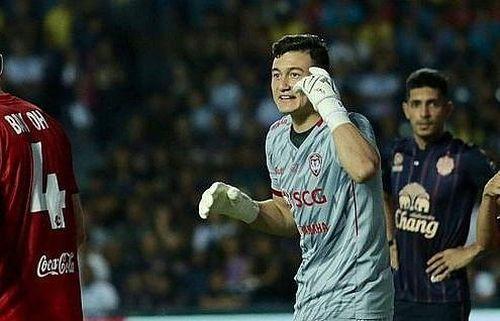 'Ronaldo Myanmar' ghi bàn thắng quý giá giúp Muangthong United chiến thắng