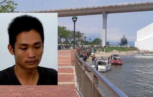 Khởi tố đối tượng giết con gái, ném thi thể xuống sông Hàn