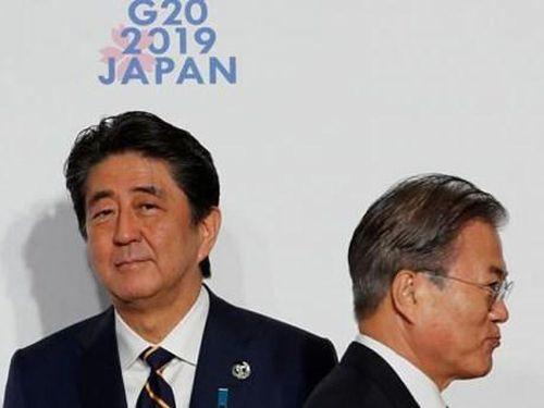 Báo Sankei: Thủ tướng Nhật không muốn gặp Tổng thống Hàn vào tháng 9