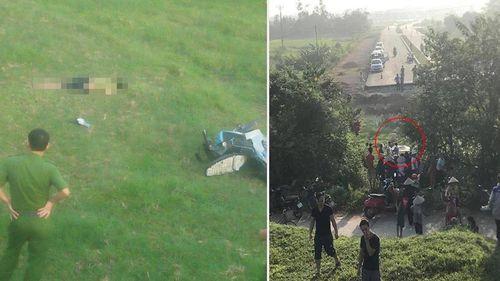 Người đàn ông tử vong trên tuyến đường đang thi công do tỉnh Vĩnh Phúc đầu tư không có biển cảnh báo