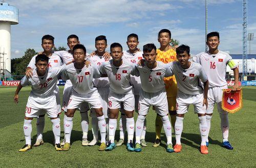 Việt Nam nhọc nhằn vượt ải Singapore ở giải U15 Đông Nam Á