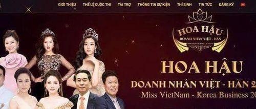 BTC chương trình Hoa hậu và Nữ doanh nhân Việt - Hàn 2019 lần đầu nói về văn bản tạm dừng gây xôn xao